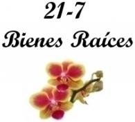 21-7 BIENES RAICES