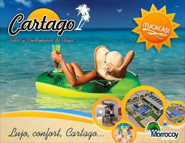 CARTAGO - Villas y Condominios de Playa