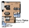 Apartamento Modelo F