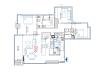 Apartamento 902 2 hab