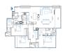 Apartamento 902 3 hab