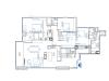 Penthouse 1202 3 hab