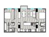 Apartamento 2 hab con balcón