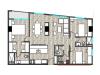 Apartamento 3 hab con 1 balcón