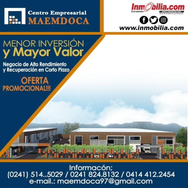 Centro empresarial MAEMDOCA