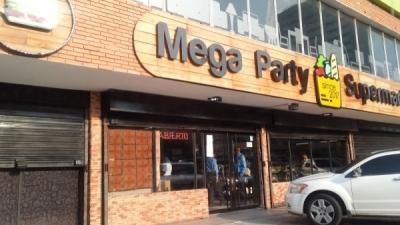 Mega  Party Supermercado