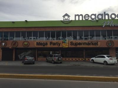 NORTE PUNTO COMERCIAL LOCAL MEGA PARTY CODTEM98