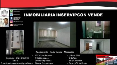 Se Vende Apartamento en Av La Limpia de Maracaibo