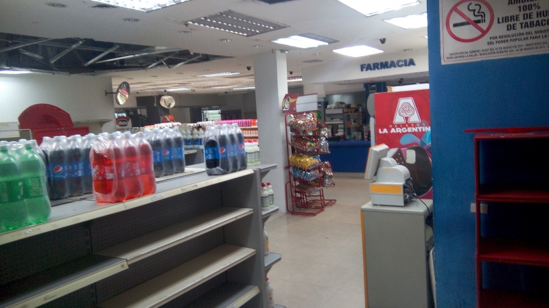 Amplio local en C.C Galerias Mall. Planta Baja