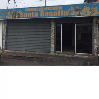 Local Comercial en Mercado Santa Rosalia