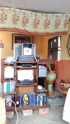 Yamilet Kelly vende casa en Barrio Angostura