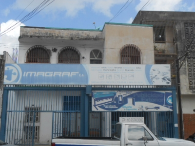 Excelente edificación (comercial residencial) en el Centro de Barquisimeto.