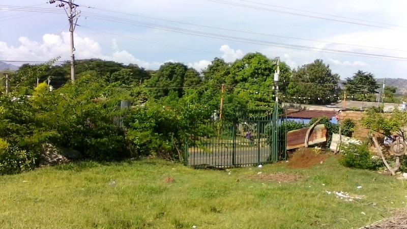 Venta de terreno cerca de estadio Oscar Quiteño, Santa Ana, El Salvador