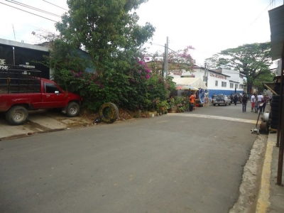 CityMax Vende Terreno y bodega en Centro de Juayúa