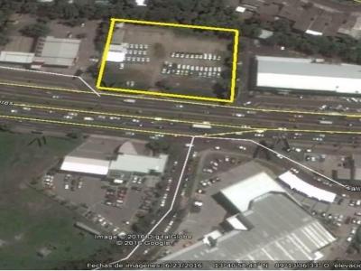 Vendo terreno comercial Blvd. Los Proceres, San Salvador