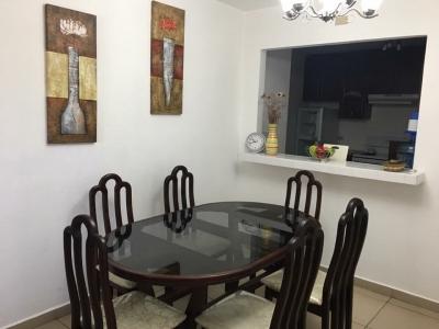Apto Escalon Full muebles $800