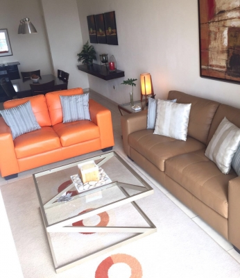 Apto Escalon Full muebles $1200