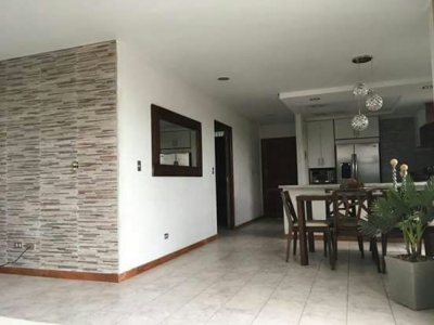 ALQUILO O VENDO APARTAMENTO CONDOMINIO LAS TERRAZAS, COLONIA SAN BENITO, PRIVADO, MODERNO, FULL-AMUEBLADO, sala, comedor, cocina con pantries, terraza, 2 habitaciones, ar