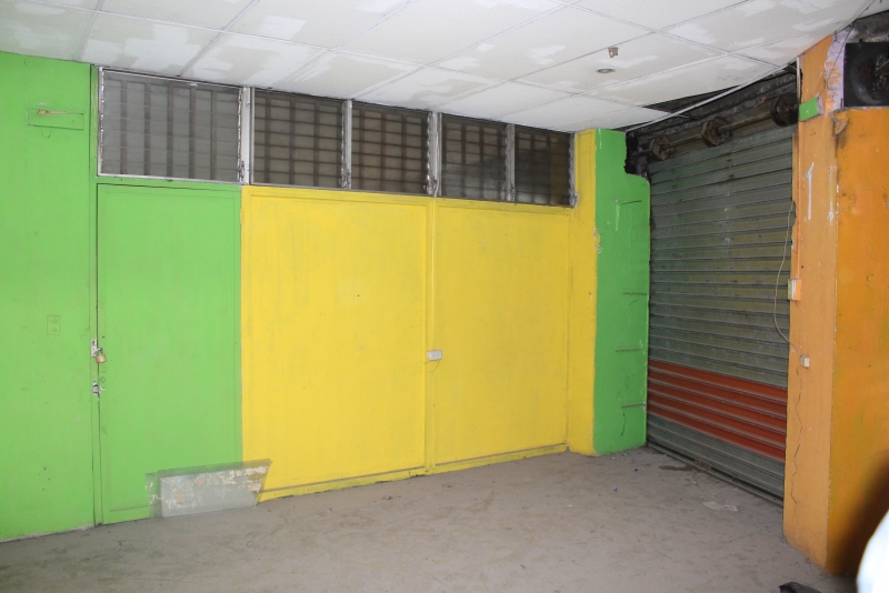 Rento Local Comercial En Centro Historico