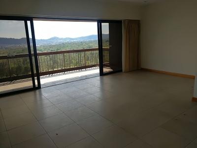 ALQUILO APARTAMENTO 105 CAMPESTRE, COLONIA ESCALON, CON LINEA BLANCA, VISTA AL VOLCAN, TIENE 225 mts2, Clima agradable, terraza, 3 habitaciones, principal con baño y Walk