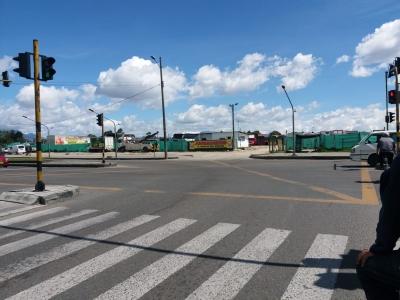 PARKING- Hangar Del Dorado
