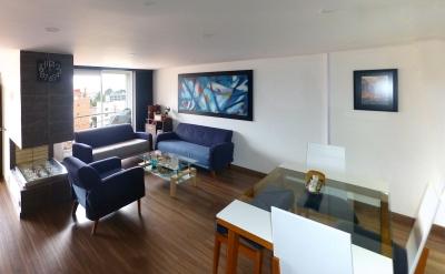 Cómodo Duplex de 119 m2 en Cedritos