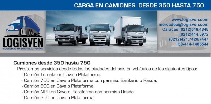 Servicio y Alquiler de Camiones Brazo Hidráulico