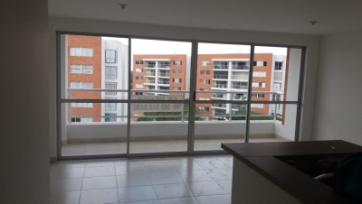 Deslumbrante apartamento en el noveno piso en La Unidad Residencial Tenerife