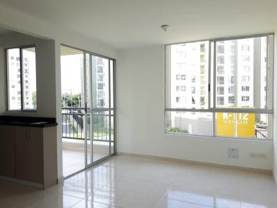 Exclusivo apartamento en renta en ciudadela bochalema