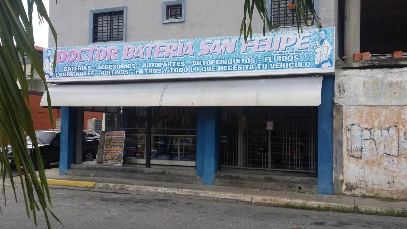 San Felipe - Edificios
