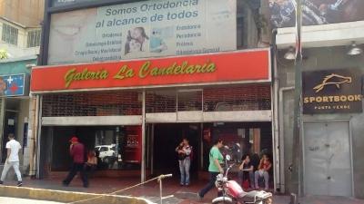 Vendo local comercial en La Candelaria