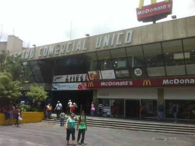 Alquiler Local Comercial C.C. Único Chacaito Caracas