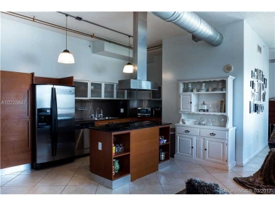 Just listed Penthouse at Neolofts