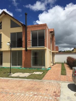 Casa en venta Tocancipa Para vender o arrendar Totalmente NUEVA para ESTRENAR