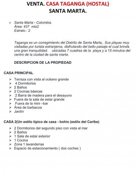 CASA CON POTENCIAL COMERCIAL EN TAGANGA