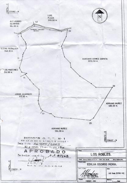 FINCA CON POTENCIAL PARA LA AGRICULTURA