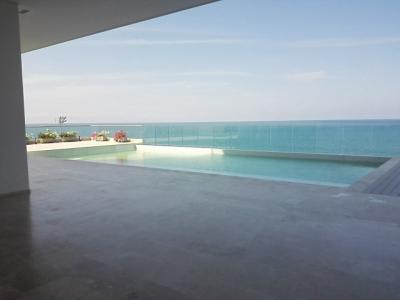 apartamento lujo en venta frente playa Santa Marta