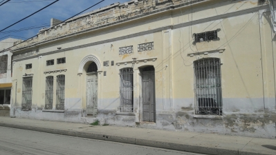 VENDO terreno en el centro histórico de Santa Marta