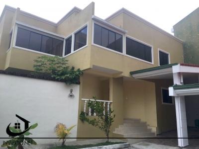 Linda casa en residencial privado, Altamira