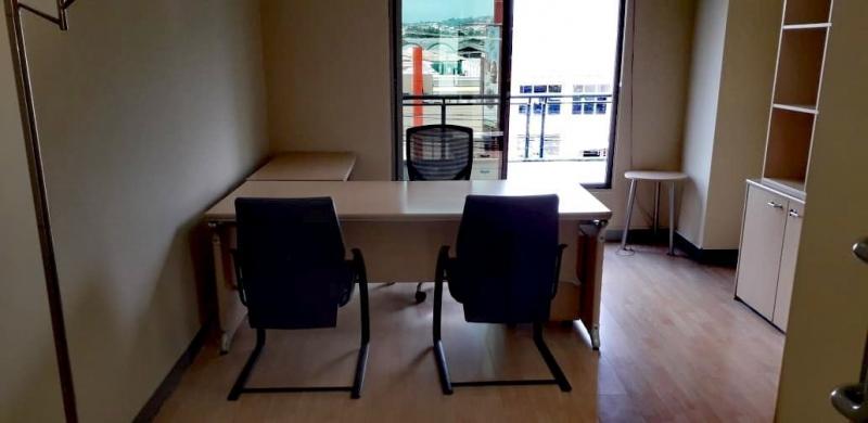 En alquiler 741 Mts2 para oficinas en 3 nivel Edificio Interalia en Santa Elena