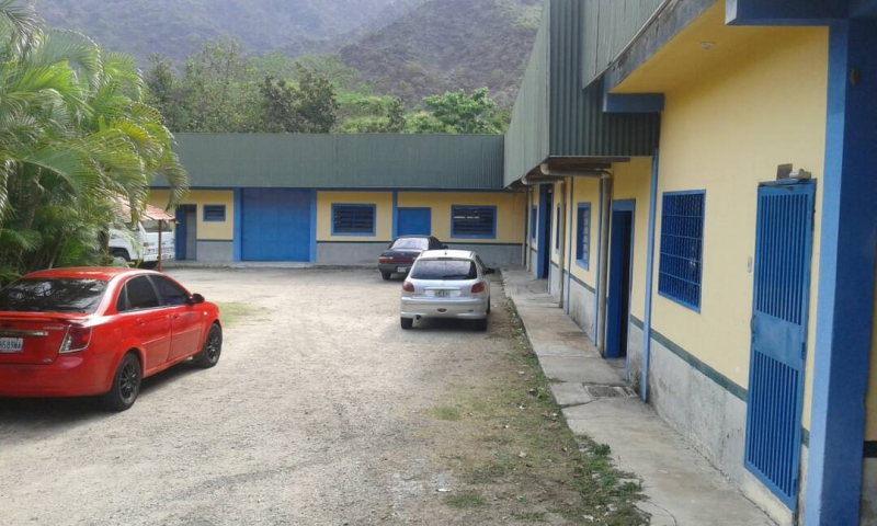 Vigirima - Locales Industriales y Galpones