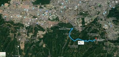 Vendo Terreno 3052v2 km9 Calle a Los Planes de Renderos