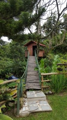 Casa en Planes de Renderos Finca Lutecia Musa Verde.
