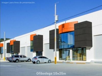 CityMax Ofibodega Apopa área de bodega de 210m2 y oficina 118m2