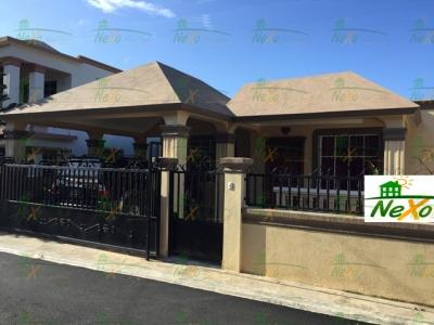 Casa Av. 27 de Febrero próximo El Dorado