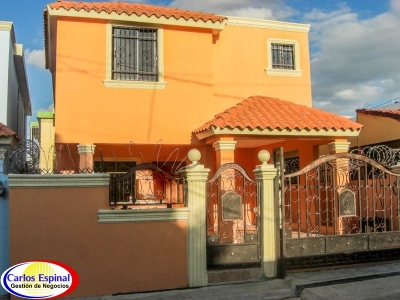 Casa en Venta en Santiago de Los Caballeros, Rep. Dom. KBG273