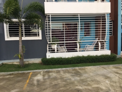 APARTAMENTO AMUEBLADO EN LOS RIELES SANTIAGO