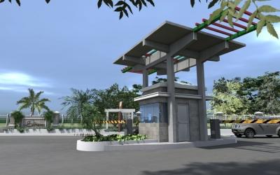 Solar cerca de la entrada nueva de Los Samanes Residences