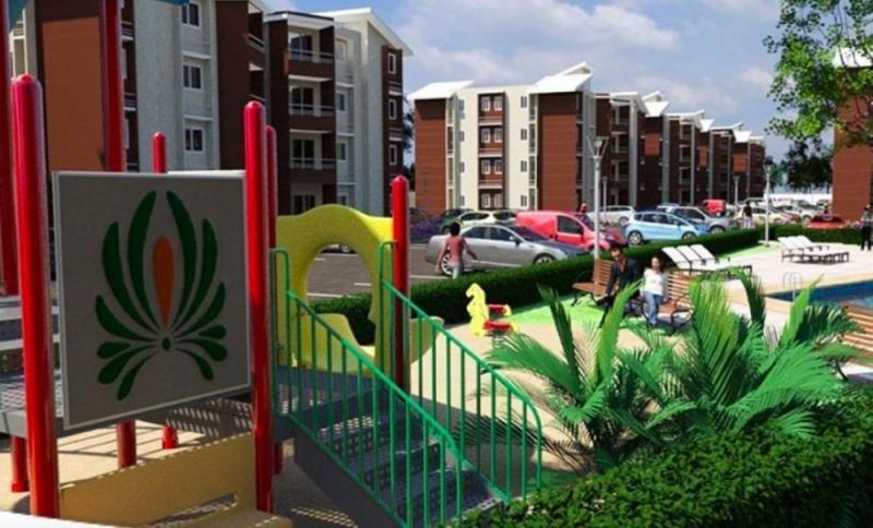 Apartamento económico con piscina