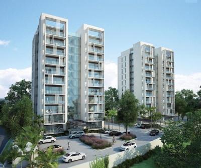 Apartamentos desde 200 mts con gimnasio y parque privado